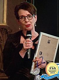 Marita Hyttinen FSA winner